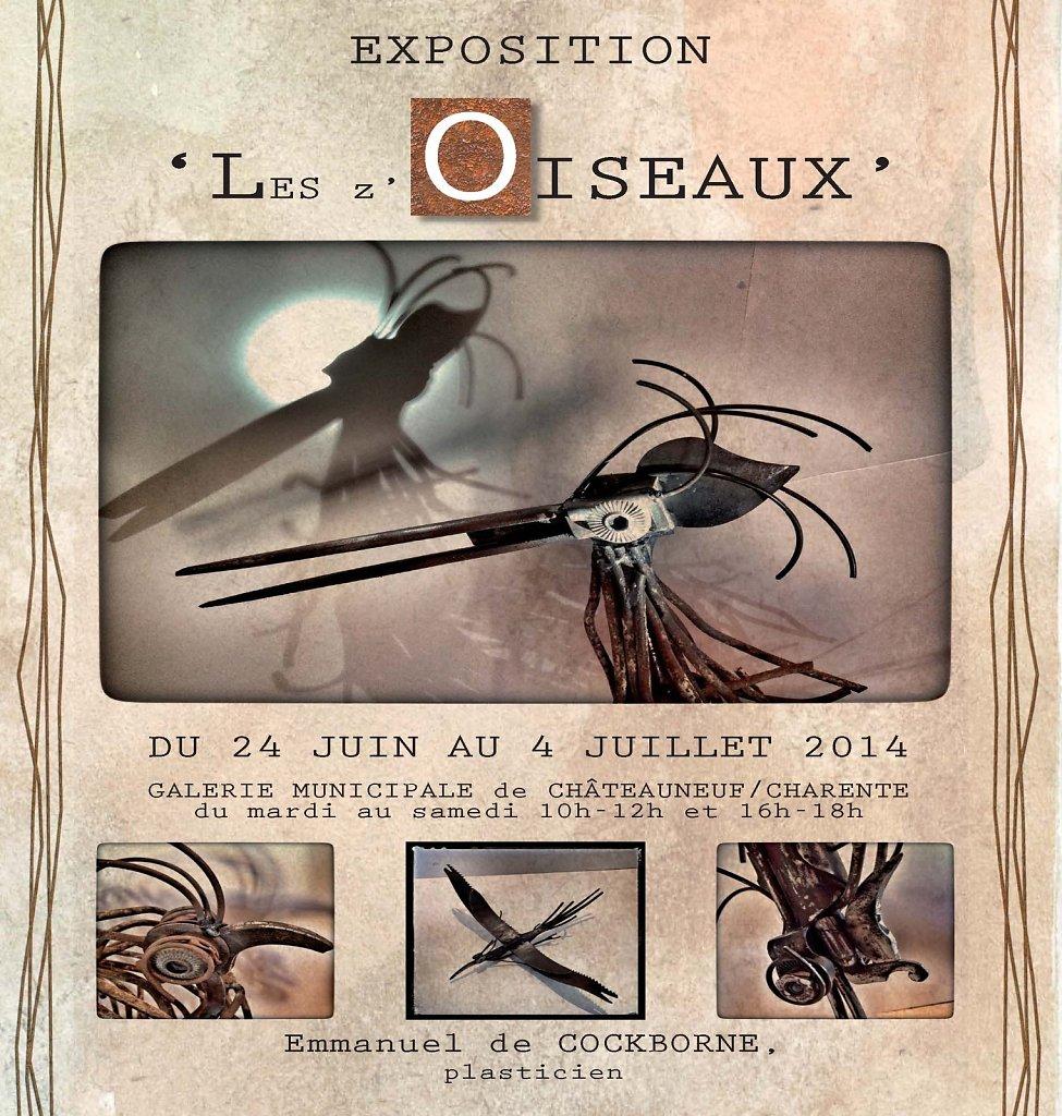 expo Châteauneuf (16) juin 2014