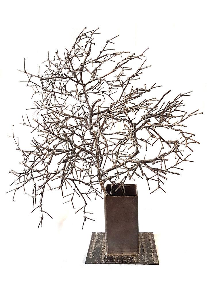 Branche au vase