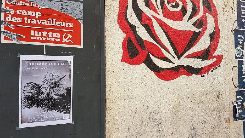 Dans les rues d'Angoulême...